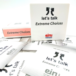 Karty Konwersacyjne - Let's talk mini - EXTREME CHOICES