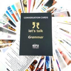 Karty Konwersacyjne - Let's talk - GRAMMAR