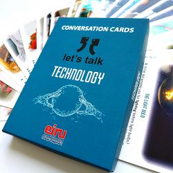 Karty Konwersacyjne - Let's talk  - TECHNOLOGY