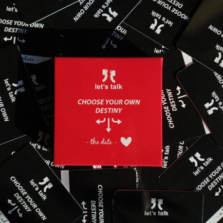 Gra Let's talk - Choose Your Own Destiny - The Date (Człowiek)