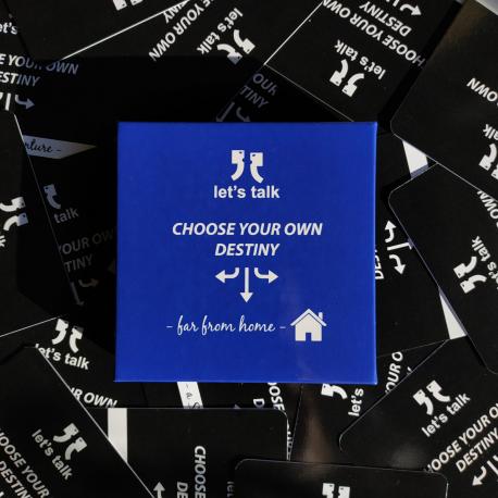 Gra Let's talk - Choose Your Own Destiny - Far From Home (Miejsce zamieszkania)