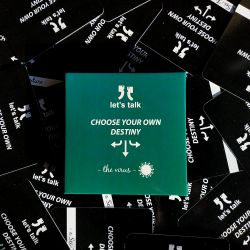 Gra Let's talk - Choose Your Own Destiny - The Virus (Zdrowie)